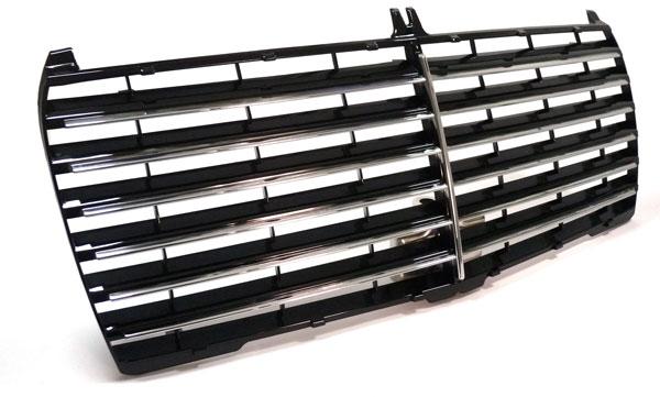 mercedes w124 avantgarde grill fr n 93 stylingdelar p. Black Bedroom Furniture Sets. Home Design Ideas