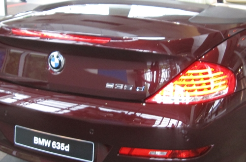 BMW 600-serien