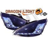"""Ford..""""DragonLights"""" Daylight/Parkeringsljus i slinga..Ett par designstrålkastare"""