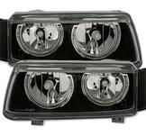 Angel Eyes headlights VW Passat 35i / Black