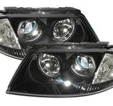 Angel Eyes Headlights VW Passat 3BG f. / Black
