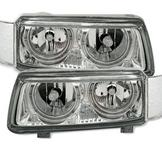 Angel Eyes headlights VW Passat 35i / Chrome