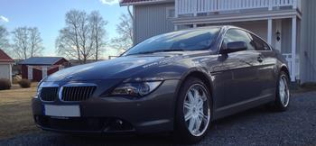 BMW 645 ci, Östersund. KUNDBILD