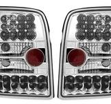 LED taillights VW Passat 3B 3BG Variant / Chrome