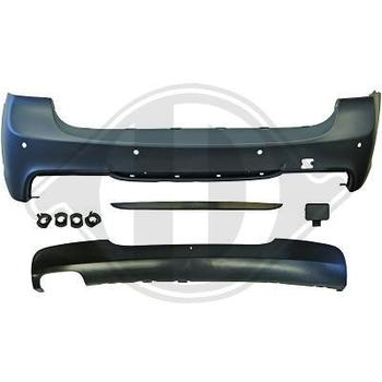Design bumper bak.E91, Sedan 05-11(PDC)
