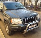 Jeep Grand Cherokee, Stockholm. KUNDBILD