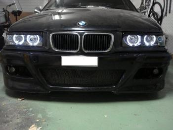 BMW E36, Umeå. KUNDBILD