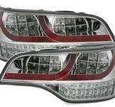 LED bakljus för Audi Q7 i krom