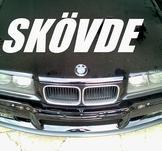 BMW E36, Skövde