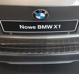 BMW X1 / E84 5d, böja, nya revben - GRAPHITE COLOR,..2012-10/2015