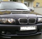BMW E46, Strmsund