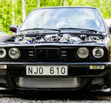 BMW E30, Junsele. KUNDBILD