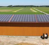 Stöd för installation av solenergisystem för dig med jordbruksfastighet.