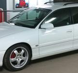 Opel Omega 2001, Vsters
