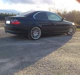 BMW 323 Ci, Brunflo. KUNDBILD