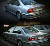 BMW E39, Limhamn