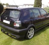 VW Golf VR6 -92, Marieholm