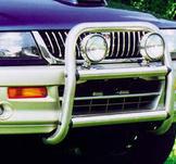 Mitsubishi-pajero-sport-1999-2002. Frontbåge