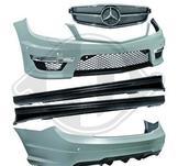 """""""Kjolpaket"""" Mercedes W204"""